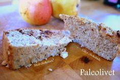Paleolivet: Paleo pære banan kage (kan tilsættes mørk chokolade for ekstra forkælelse)