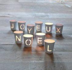 ☆ White Christmas Wonderland ☆  Joyeux Noel   La Redoute