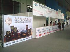 Grande alla fiera del food di Guangzhou 2013