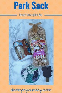Park Sack - offering both Disney and Universal subscription boxes, or a combo of…