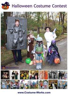 Here is Star Wars Outfit Ideas Collection for you. Star Wars Outfit Ideas how. Star Wars Halloween, Epic Halloween Costumes, Fete Halloween, Star Wars Costumes, Family Costumes, Halloween Ideas, Halloween 2018, Infant Halloween, Halloween Sewing