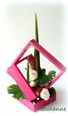 Image - JEUX DE CADRES - ART FLORAL,bouquets et compositions florales de... - Skyrock.com