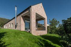 Hungarian House Foldes Co Architects Ltd