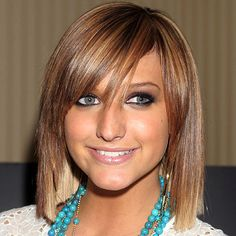Ashlee Simpson's Changing Looks - 2005 from #InStyle