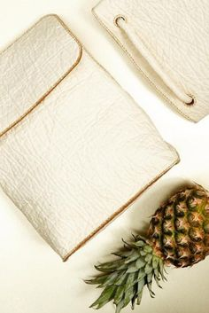 Pineapple Leather Is Here And It Looks Like A Real Game-Changer