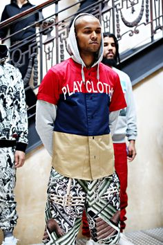 Play Clothes Streetwear Fashion. #streetwear #playclothes #urbanfashion #fashion