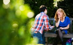 Is there anything more awww-inducing than seeing a proposal go down? Well, some thoughtful grooms are thinking ahead and hiring photographers to hide out in the bushes to capture the proposal.