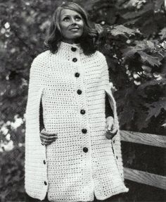 Quick Cardigan Capes to Knit and Crochet for Women by KayDeeStreet, $4.00