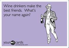 """Wine drinkers = the best friends""  RT @RiberaRuedaWine Great find, @foodwineclick!  #wine"