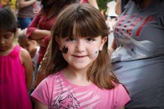 Heritage Day 2014 - Fabulous Face Painting