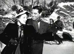 The Bishop's Wife (1947) starring Cary Grant, Loretta Young, and David Niven.