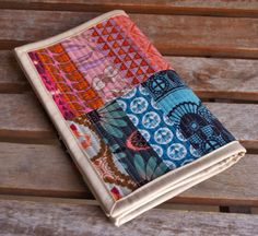 Anna Maria Horner Quilted Table Runner by Fabric Mutt