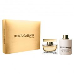 Dolce & Gabbana The One gift set, £37.50