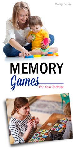 3 Fun Memory Games For Your #Toddlers :you should read our post. Here we talk about three super-fun memory games that your little one will love.