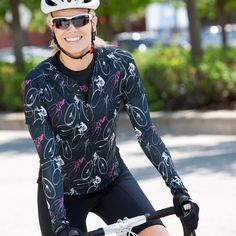 Terry Women's Cycling Jersey | Terry Touring Jersey with Arm Warmers | Bicycle Jerseys | Terry Bicycles