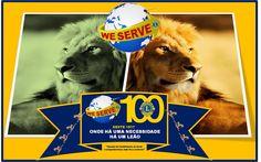 ENVOLVIMENTO NO SERVIR - LIONS CLUBES - DISTRITO LC-2