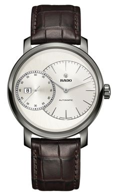 RADO DiaMaster Grande Seconde