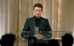 Bowie 2013 an seinem Geburtstag, dem 8. Januar. Von seiner Krebserkrankung...