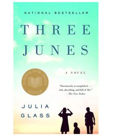 Three Junes, by Julia Glass   If you hate to be seaside (or lakeside or poolside or anything -side) without a book in hand, you've landed in the right place. Here, great beach reads recommended by notable authors and experts.