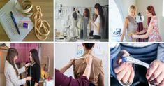CURSO DE COSTURA - Página 14 de 18 - Sewing Patterns, Coat, Jackets, Bastilla, Fashion, Sewing Basics, Beginner Sewing Patterns, Learn To Sew, Sew Pattern