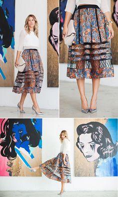 What We're Wearing: #ArtBasel 2014