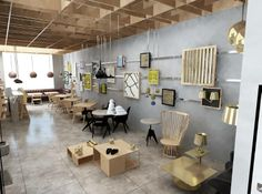 Solinfo Café by Tom Dixon