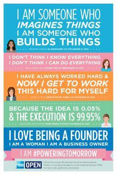 women in business manifesto
