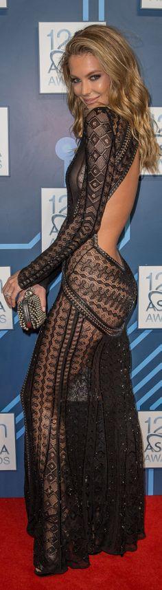 Jennifer Hawkins – 12th ASTRA Awards in Sydney 20 March, 2014