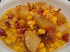 Slow Cooker Corn Chowder Recipe - Food.com