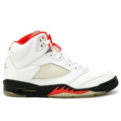 136027 101 Nike Air Jordan 5 V Retro-Fire Red (White/Black-Fire Red) http://www.fjuter.com/136027-101-nike-air-jordan-5-v-retrofire-red-whiteblackfire-red-p-4550.html