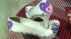 Boyama ayakkabı