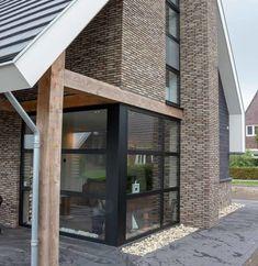 Minimalist House Design, Minimalist Home, Grand Designs Uk, Pinterest Room Decor, Brick Works, Scandinavian Architecture, House Goals, Bungalow, Beautiful Homes