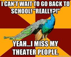 this is me at the end of august cuz i know as soon as we start school my panto practices start!
