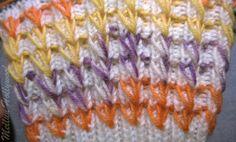 Keksin uuden resorimallin , kun istuin junassa ja neuloin 2 o 2 n -resoria tavalliseen sukkaan. Oli niin tylsää tehdä tavallista resoria, jo... Crochet Chart, Knit Crochet, Socks, Knitting Patterns, Tech, Crocheting, Tricot, Knit Patterns, Crochet Patterns