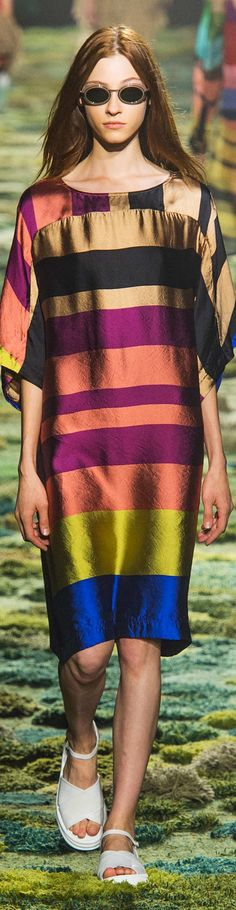 Dries Van Noten Collection Spring 2015   The House of Beccaria~