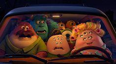 #DieMonsterUni ©Disney•Pixar