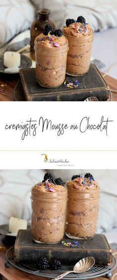 Ran on the lines – That is how woman Leinen styles properly – Pregnancyx. No Bake Desserts, Delicious Desserts, Dessert Recipes, Yummy Food, Chocolat Recipe, Dessert Drinks, Dessert Mousse, Eat Dessert First, Recipe For 4