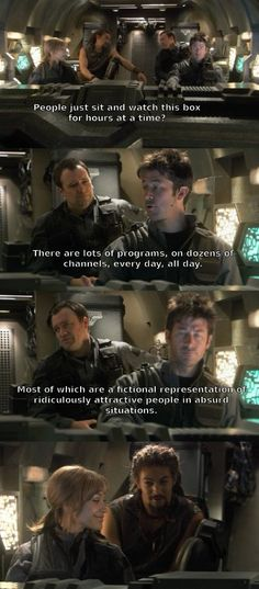 Stargate Atlantis - Ronan is the best!!! :D