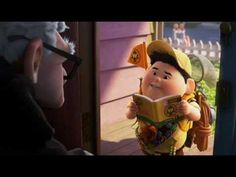 Disney/Pixar - OBEN - Neuer Trailer - YouTube