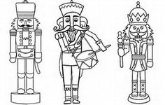 Nutcracker Characters Clipart - Bing Images
