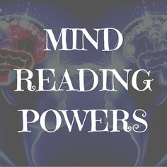 Mind reading powers at your reach. Learn to see and hear beyond your senses. Mind Reading Tricks, Reading Skills, Cool Illusions, Psychic Powers, Psychic Readings, Self Help, Mindfulness, Learning, Life