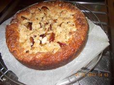 Uitgenodigd op de koffie bij de buren (Kaffee und Kuchen!). Zelf snel een lekker taartje gebakken van de pruimen (kwetsen) die ik had ingevroren eind vorige...