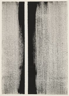 barnett newman | untitled | 1960