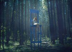 Fairy Tales Inspired Photography by Katerina Plotnikova