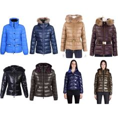 """Moncler Women,Moncler Women Coat,Moncler Women Jackets,Moncler Women Vest"" by mccooey-vila on Polyvore"