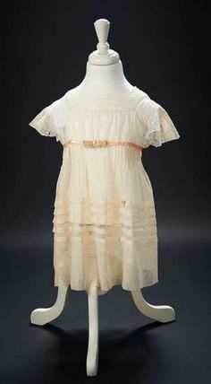 Illusion Net Party Dress and Pink Satin Slippers Worn by Young Shirley Temple $500+ Auctions Online | Proxibid