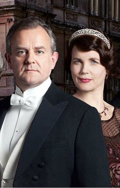 The Earl of and Countess of Grantham #DowntonAbbey  http://oztvreviews.com/2011/12/upstairs-downstairs-2010/