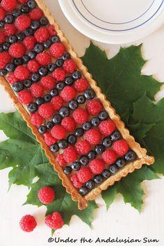 Last of the summer berries...
