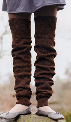 Uyen legwarmers pattern by Berroco Design Team (knitting, in-the-round) Boots With Leg Warmers, Thigh High Leg Warmers, Knitting Projects, Knitting Patterns, Sewing Projects, Rain Boots Fashion, Hunter Boots Outfit, Boot Cuffs, Knitting Accessories