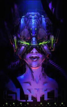 Cyberpunk .._ game over